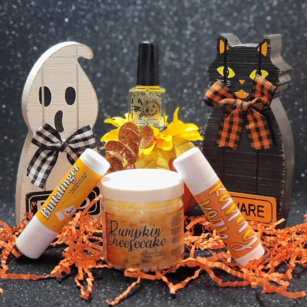 King Size | Halloween Skin & Cuticle/Nail Care | Loot Bag 🎃🌻