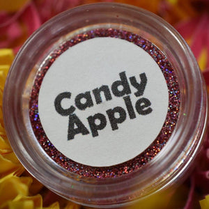 Candy Apple 🍎 Glitter || Ultra Fine Loose Solvent Resistant || 3G Pot