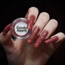 Load image into Gallery viewer, Candy Apple 🍎 Glitter || Ultra Fine Loose Solvent Resistant || 3G Pot