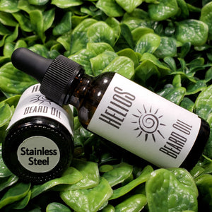 HelioS Oil || 1 oz || Hair, Skin, & Nails Elixir || Grooming Dropper Bottle || Aftershave || Cuticle Maintenance