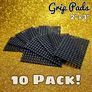 "Grip Pads || 2"" × 3"" 