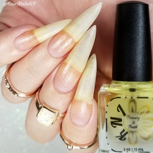 Miracle GrowTH Cuticle & Nail Oil - Bottle