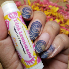 Load image into Gallery viewer, Pink Lemonade💕🍋 || Vegan Cuticle & Lip Balm || Dual Use Humectant