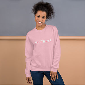 """Author"" Unisex Sweatshirt"