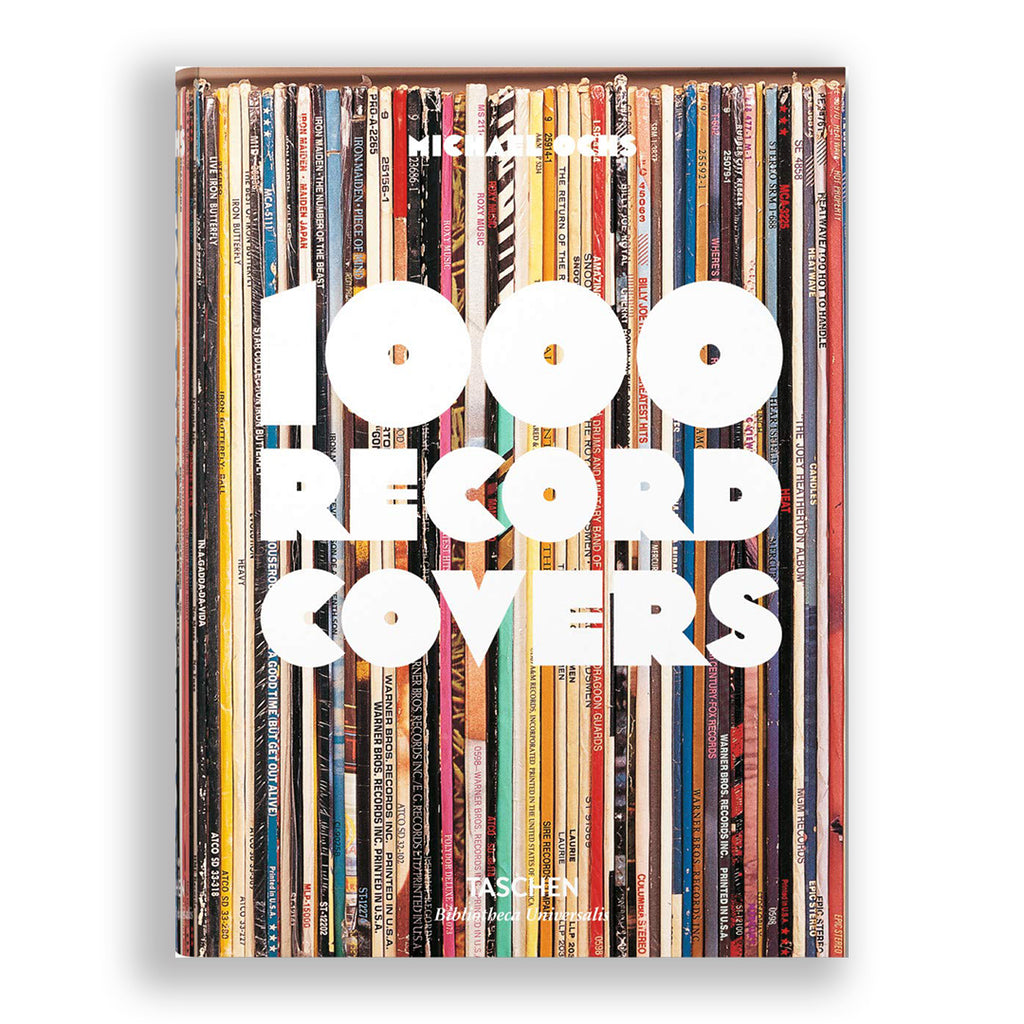1000 Record Covers