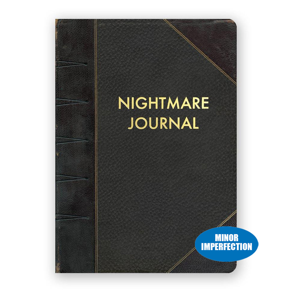 Sale - Nightmare Journal