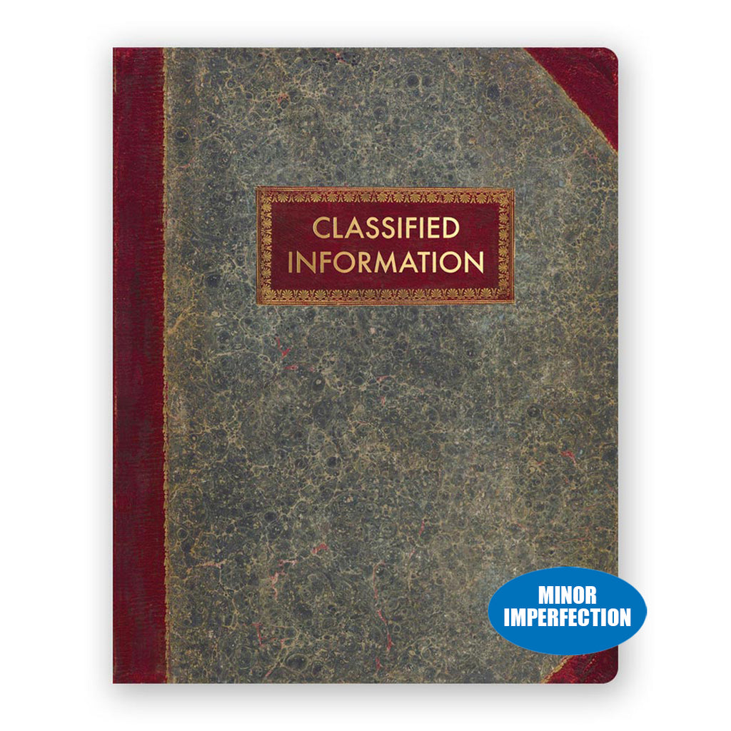 Sale - Classified Information Journal