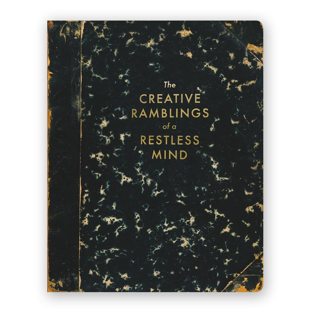 Creative Ramblings Journal - Large