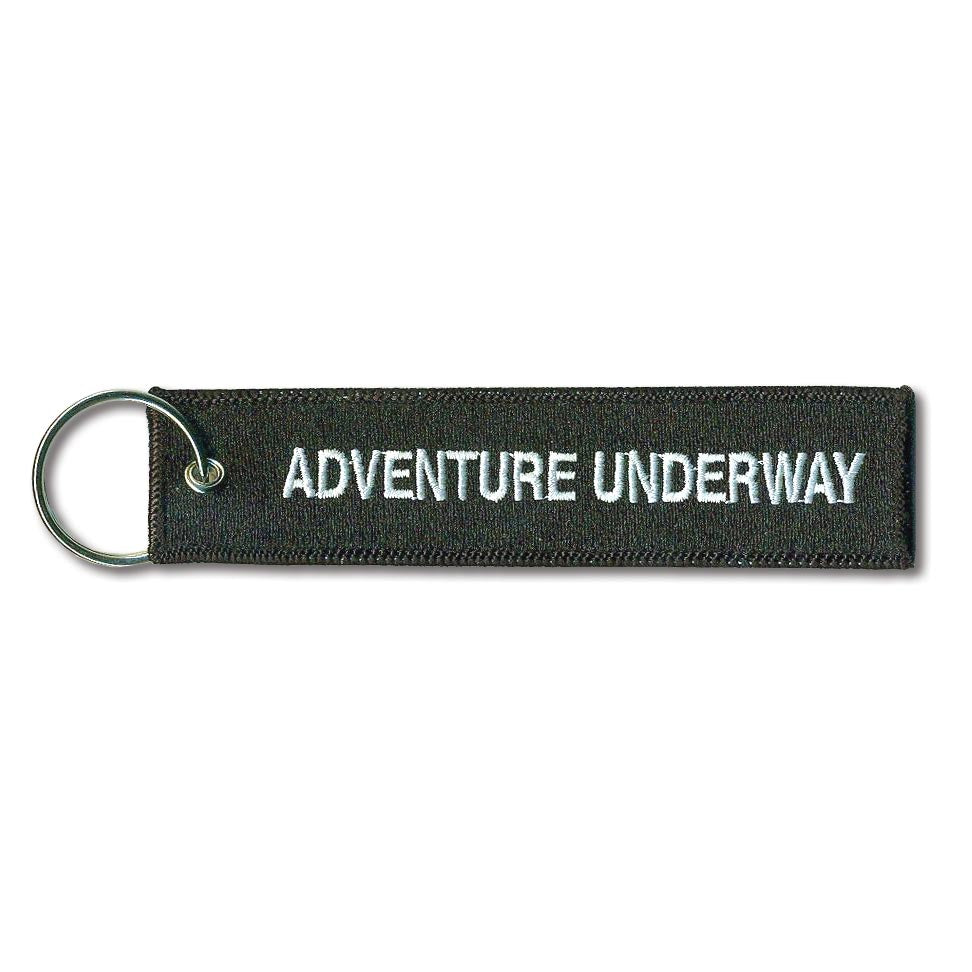 Adventure Underway Keychain