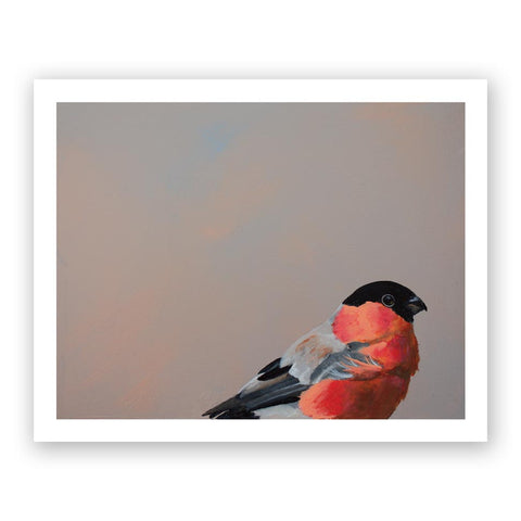 5 x 5 Art Print - Hummingbird Number 1