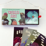Troubled Birds Postcard Set