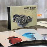 Sale - Set of 50 Matt Adrian Postcards Box