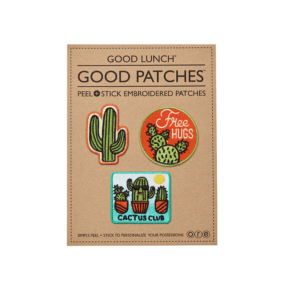 Good Patches - Cactus