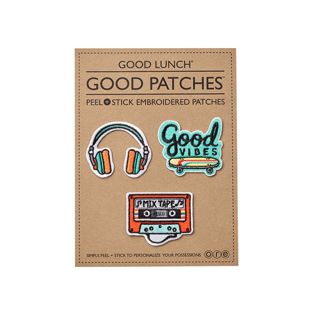 Good Patches - Good Vibes