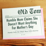 Humble Mom Claims She Doesn't Want Anything For Mother's Day