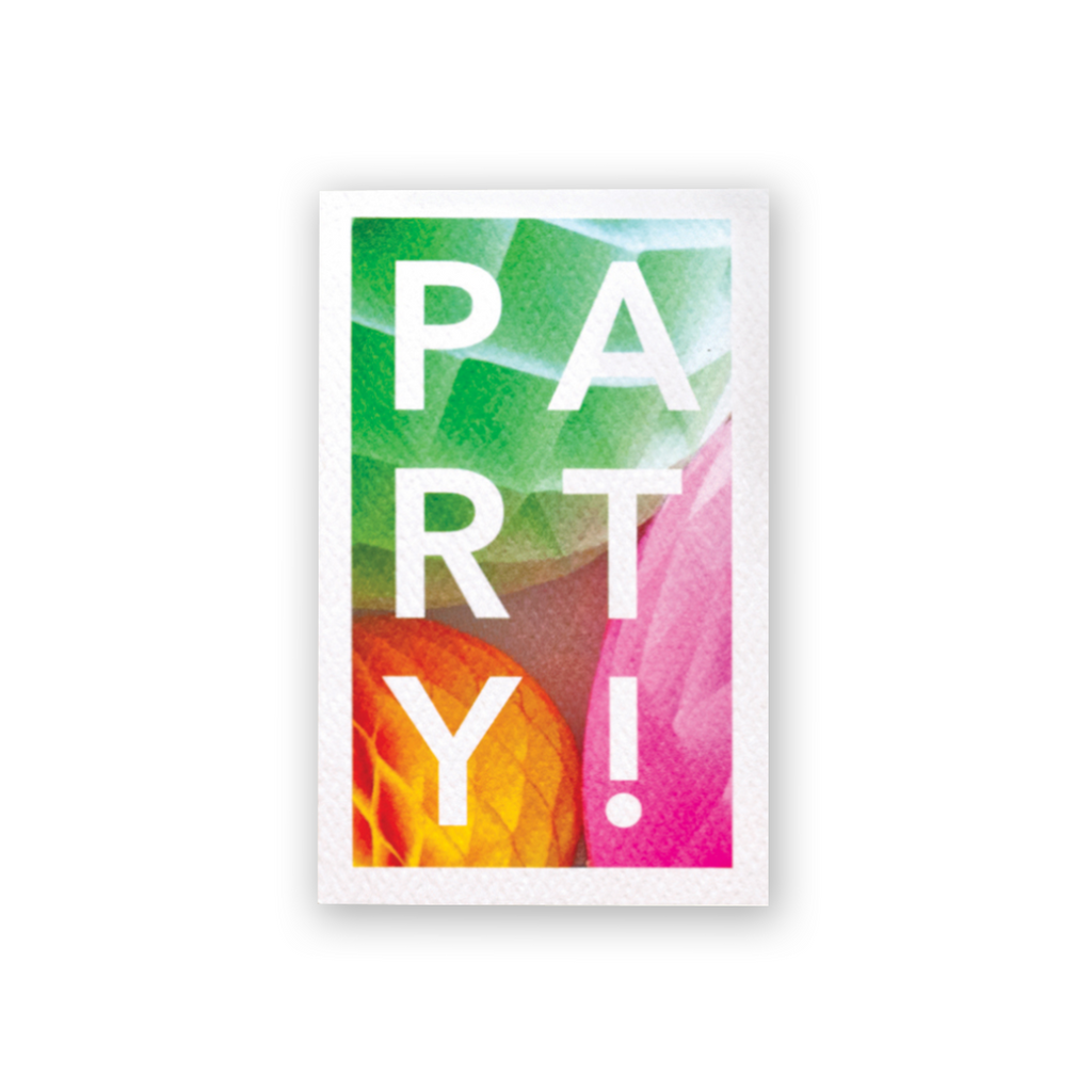 Party Mini Card