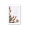 For You Tulips Mini Card
