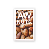 Aw, Nuts Mini Card