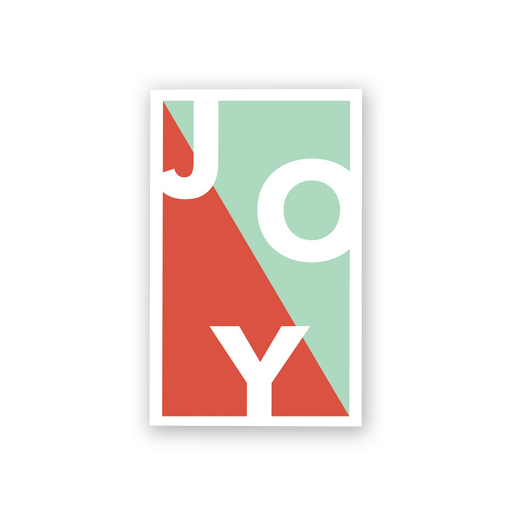 Joy Mini Card