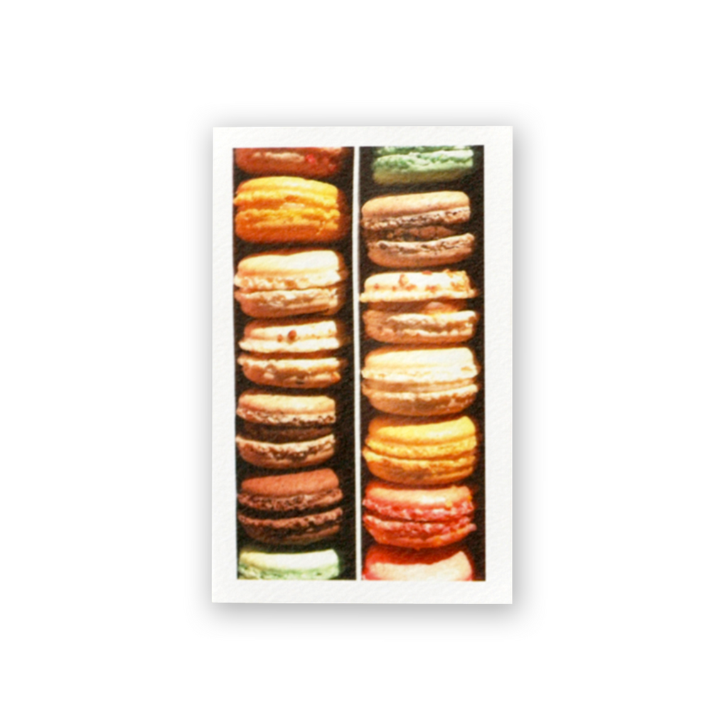 Macarons Mini Card