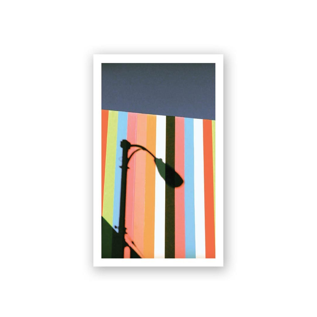 Stripes Mini Card