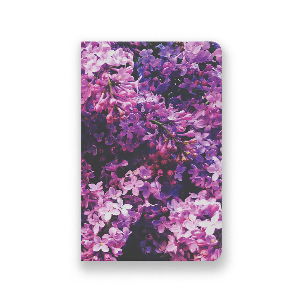 Lilac Notebook