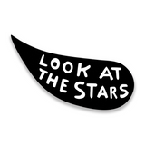 Look At The Stars - Martha Rich Word Bubble Panel