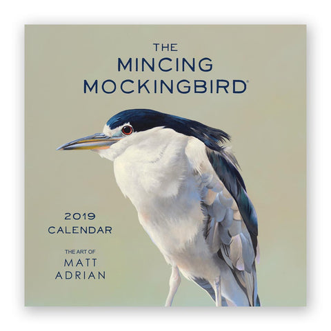 Matt Adrian Bird Thank You Box Set of 12