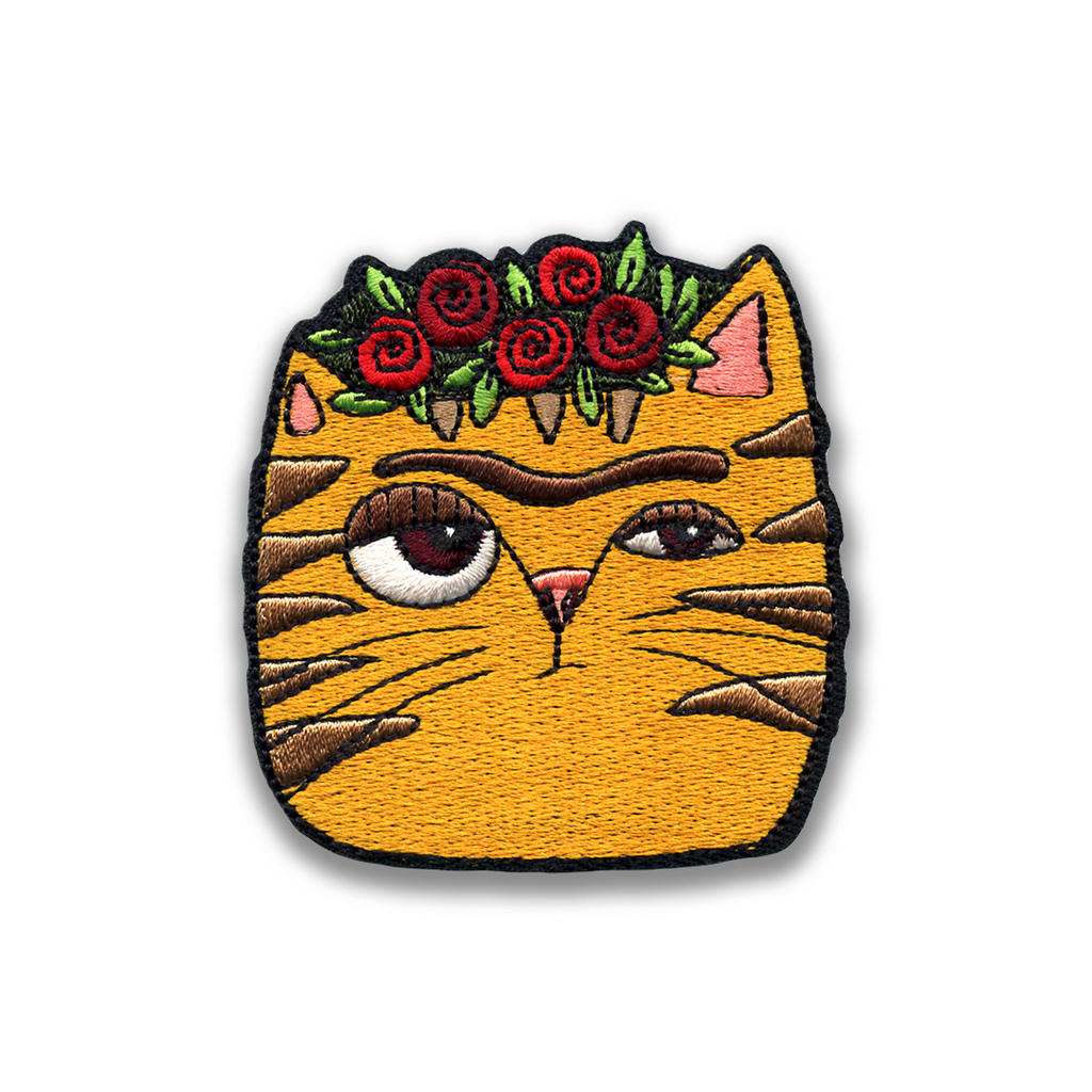 Frida Cat Patch