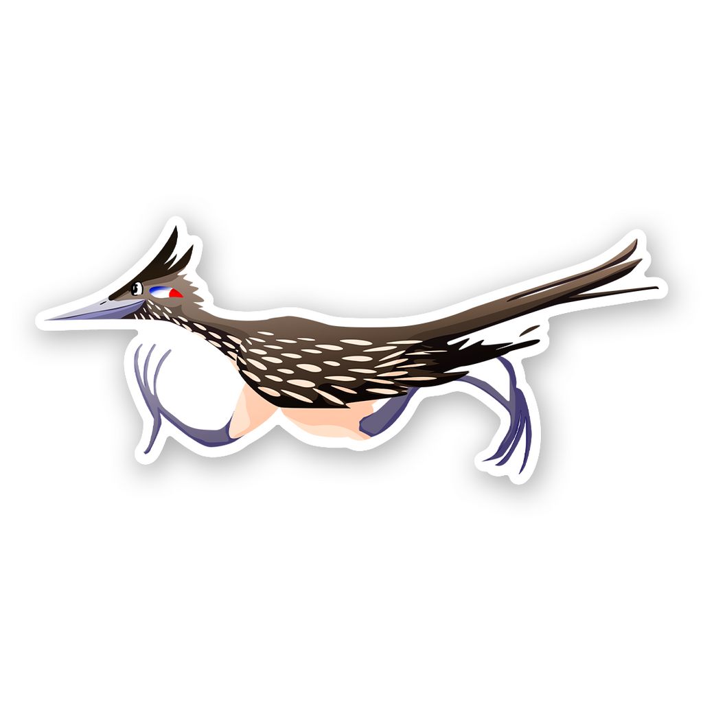 Roadrunner Sticker
