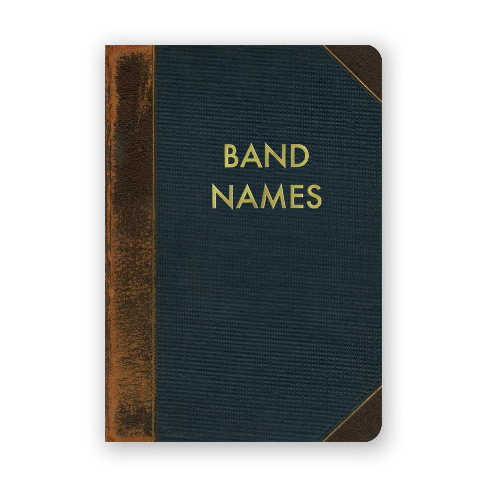 Band Names Journal