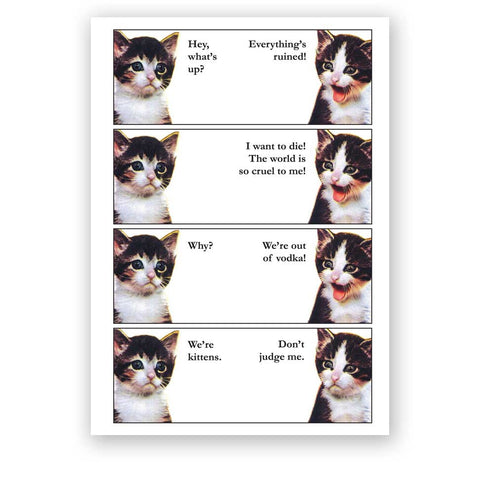 Pretty Kitties Magnet