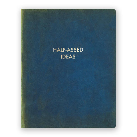 Half-Assed Ideas Journal - Medium