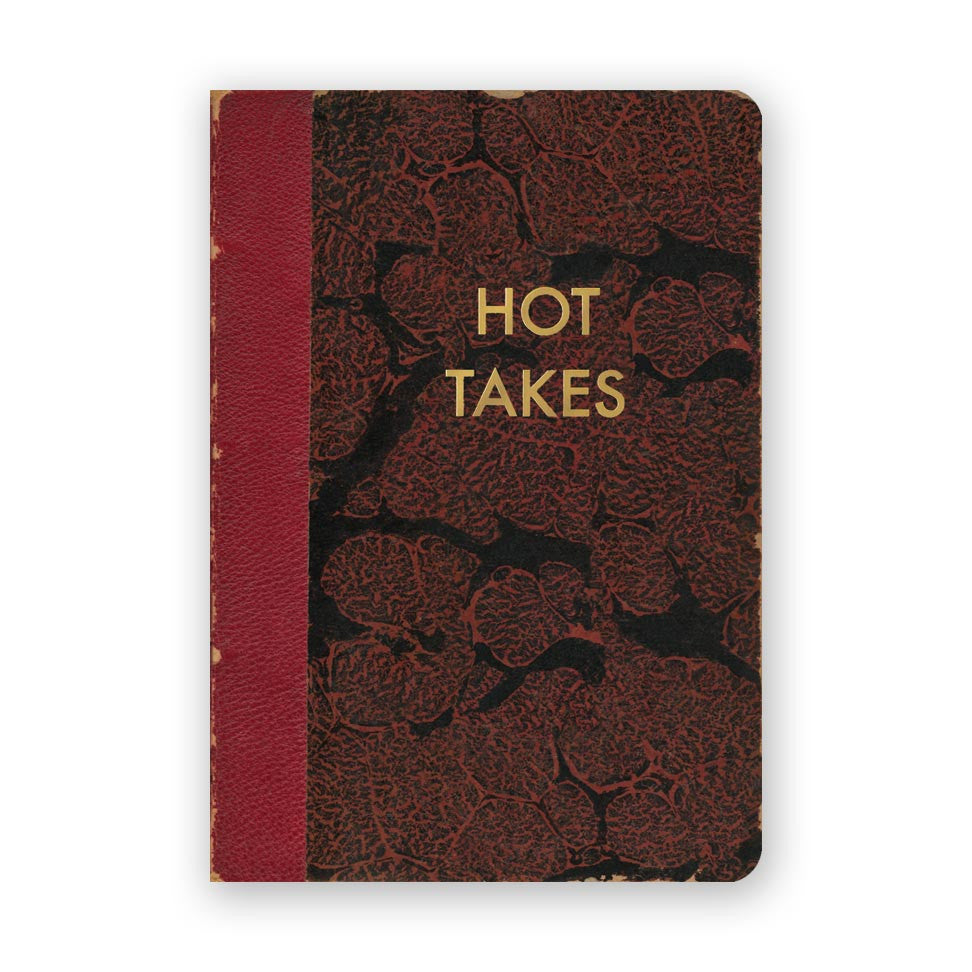 Hot Takes Journal