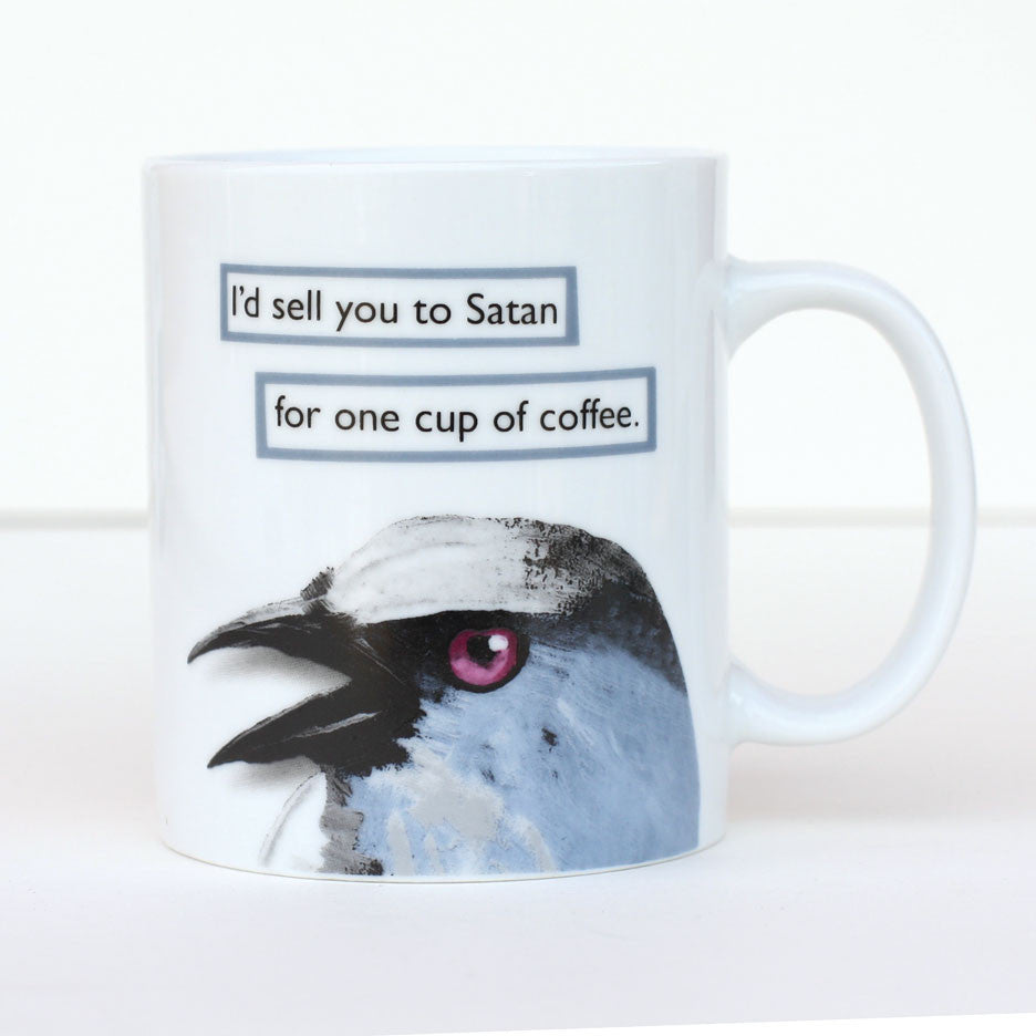 Sell You To Satan Mug