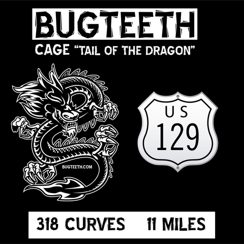 Cage Tail of the Dragon