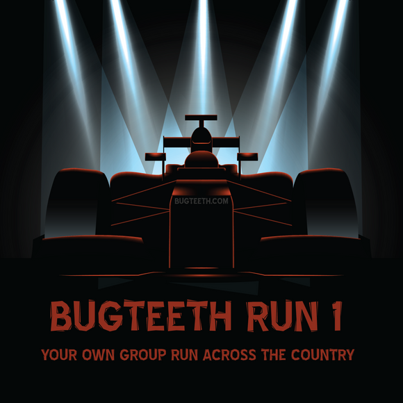 BugTeeth Run 1- Group Challenge