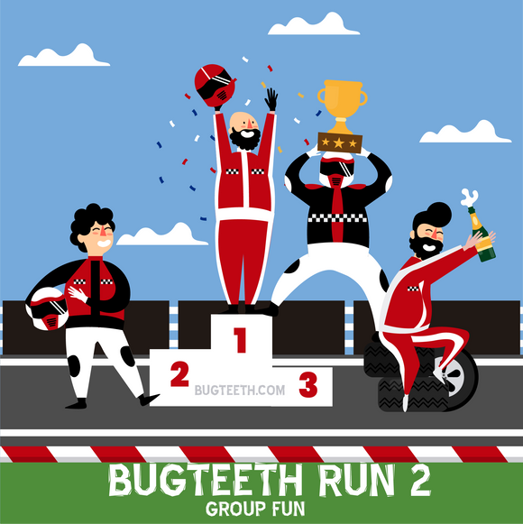 Bugteeth Run 2 - Group Fun