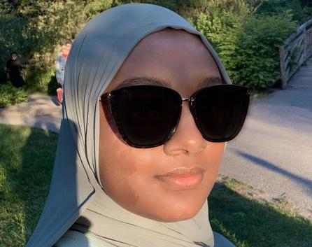 'As a Black Muslim Woman, Here's How I Navigate Race'