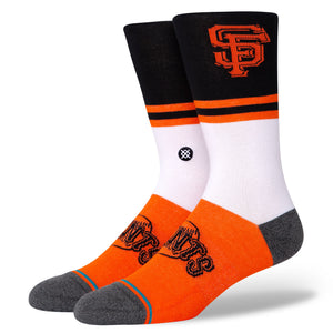 Unisex SF Giants Color Socks