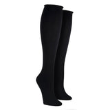 Women's Basic Solid Knee High Socks
