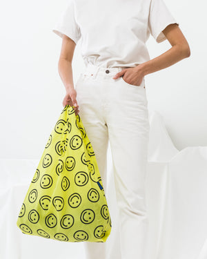 Yellow Happy Bag