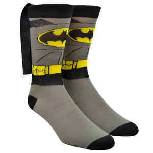 Men's Batman Suit Up Socks