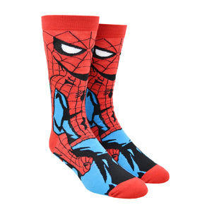 Men's Spiderman 360 Socks