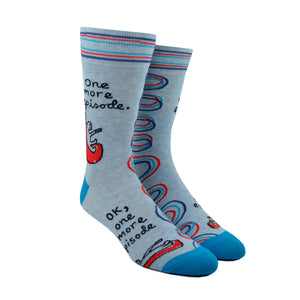 Men's One More Episode Socks