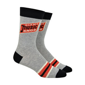 Men's Giant Music Snob Socks