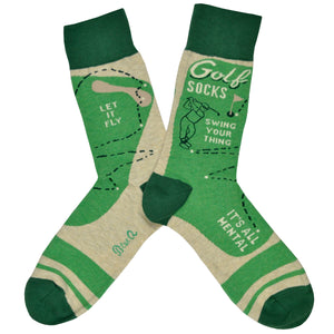 Men's Golf Socks