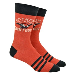 Men's Motherfucking Sweet Guy Socks