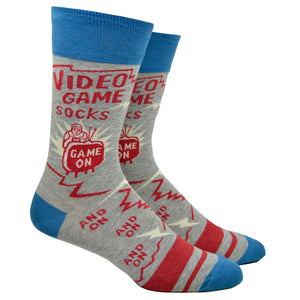 Men's Video Game Socks