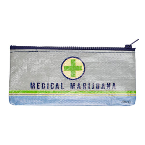 Medical Marijuana Pencil Case